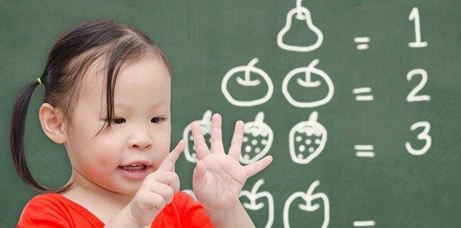 Lima Tips Belajar Angka Bersama Balita 157