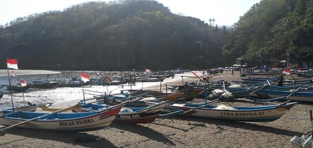 Jumlah Tangkapan Ikan Di Bawah Target Nasional, DKP Sebut Penggunaan Perahu Jungkung Tak Efektif 157