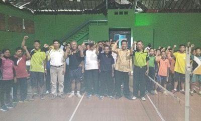 Ratusan Atlet Muda Unjuk Gigi, Ini Daftar Jawara Turnamen Tenis Meja Gunungkidul 2017 93