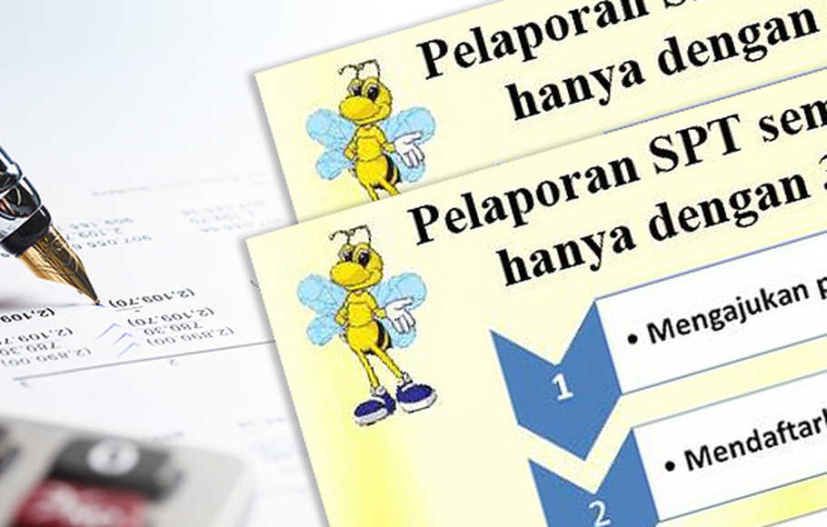 Kesadaran Wajib Pajak Masih Rendah, Terlambat Lapor SPT ...
