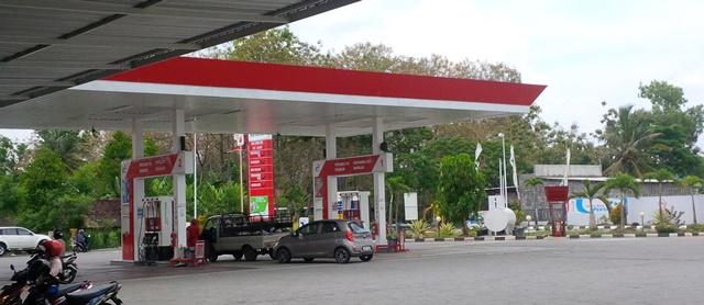 Pemerintah Dorong Investor Bangun SPBU di Sekitar JJLS 157