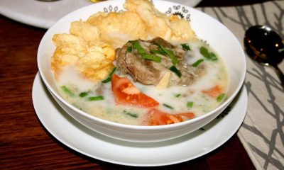 Tujuh Jenis Sup Khas Indonesia 400