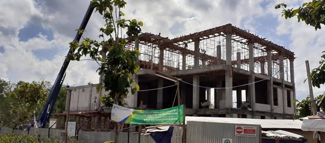 Anggaran Belasan Miliar, Pembangunan Kantor BPBD dan RS Bedoyo Akan Kembali Dilanjutkan 145