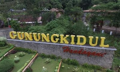 Geliat Investasi Pariwisata di Gunungkidul, Baru 4 Lokasi Kantongi Izin 154