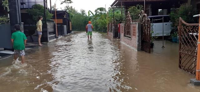 Sebelas Kapanewon di Gunungkidul Rawan Banjir 157