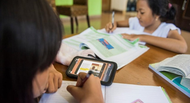 Puluhan SMP di Gunungkidul Laksanakan KBM Tatap Muka 157