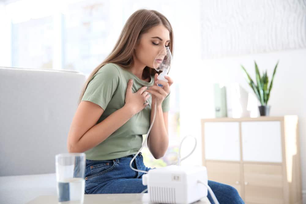 Lima Tips Mengobati Penyakit Asma 149