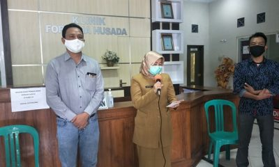 Sebar Info Hoax Klinik Rawat Pasien Positif Corona, Pak RW Minta Maaf 33