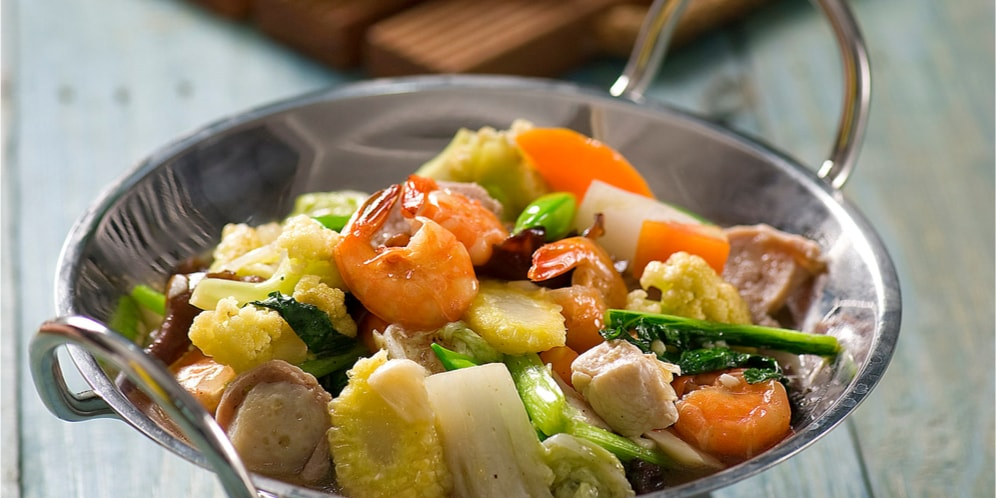 Resep Masakan Capcay Rumahan Pidjar Com
