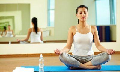 Enam Jenis Olahraga Yoga  36