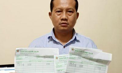 Dukuh Terapkan Lockdown Lokal, Keinginan Pemudik Bertemu Dengan Ayah di Hutan Pun Tak Dikabulkan 29