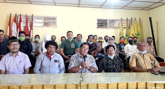 Rekrut Kawula Muda, Golkar Gunungkidul Siap Saingi PDIP dan NasDem 149