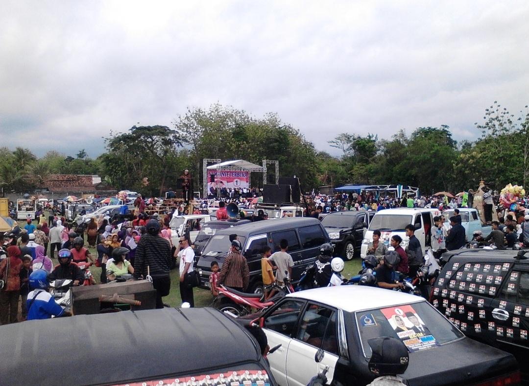 Bakalan Sepi, KPU Batasi Jumlah Massa dalam Kampanye Terbuka 149