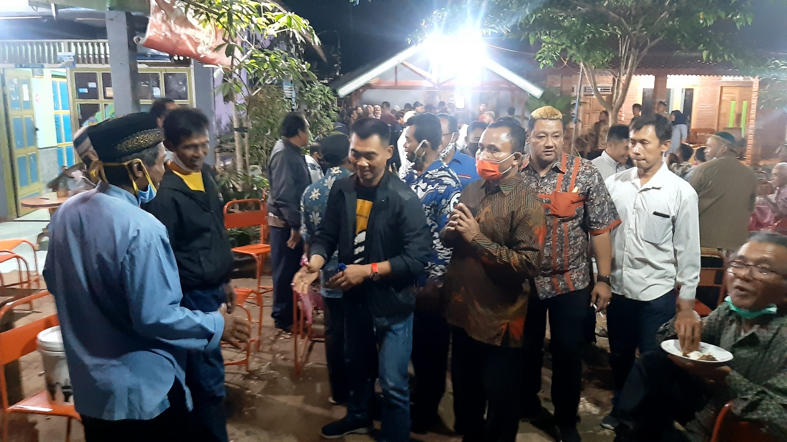 Sunaryanta Gerogoti Basis Massa Kader PAN di Tanjungsari 157