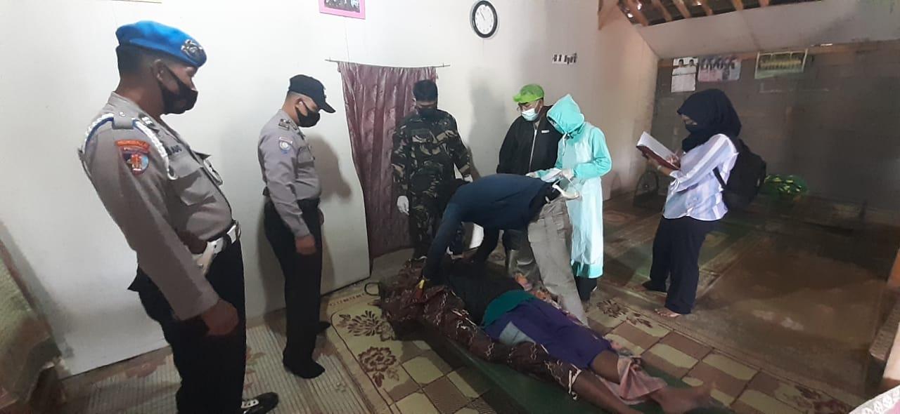 Dua Aksi Bunuh Diri dalam Sehari, Warga Ponjong Ditemukan Tergantung di Kamar Mandi Balai Dusun 157