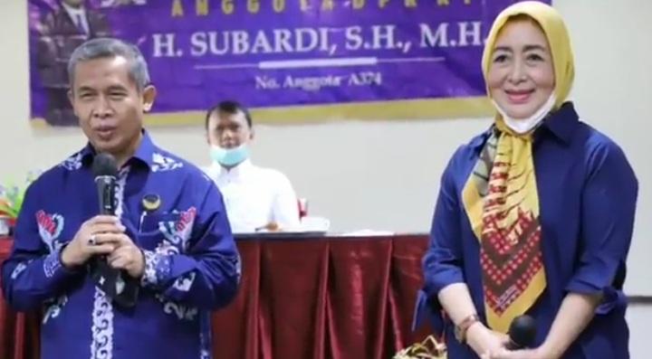 Immawan-Martanty Targetkan Pengadaan 1000 Pompa Atasi Krisis Air 157