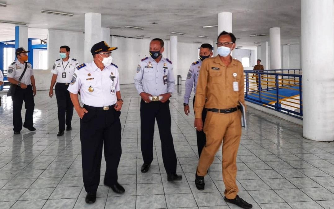 Tandatangani MoU, Terminal Dhaksinarga Segera Dijadikan Mall Pelayanan Publik 157