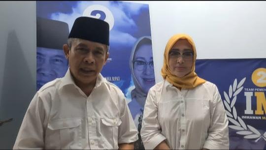 Immawan-Martanty Siap Lanjutkan Program Pembangunan Bupati Badingah 157
