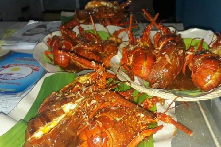Olahan Lobster Segar Gunungkidul Diminati Wisatawan Mancanegara 157