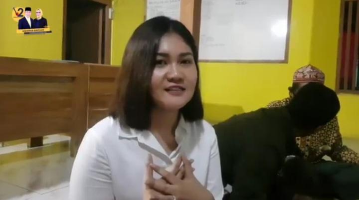 Politisi Cantik Pemegang Suara Terbanyak Pileg Mantap Pilih Immawan-Martanty 149