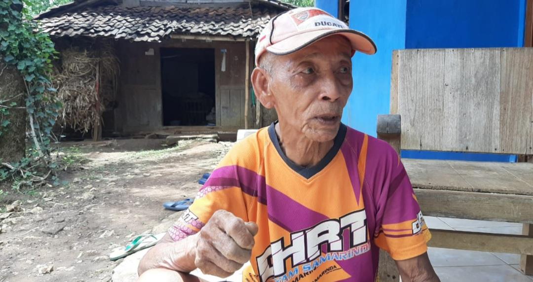 Cerita Veteran Pengamanan Daerah Perbatasan, Kini Jadi Pengrajin Anyaman Bambu 161