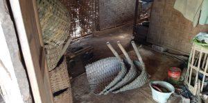 Cerita Veteran Pengamanan Daerah Perbatasan, Kini Jadi Pengrajin Anyaman Bambu 182