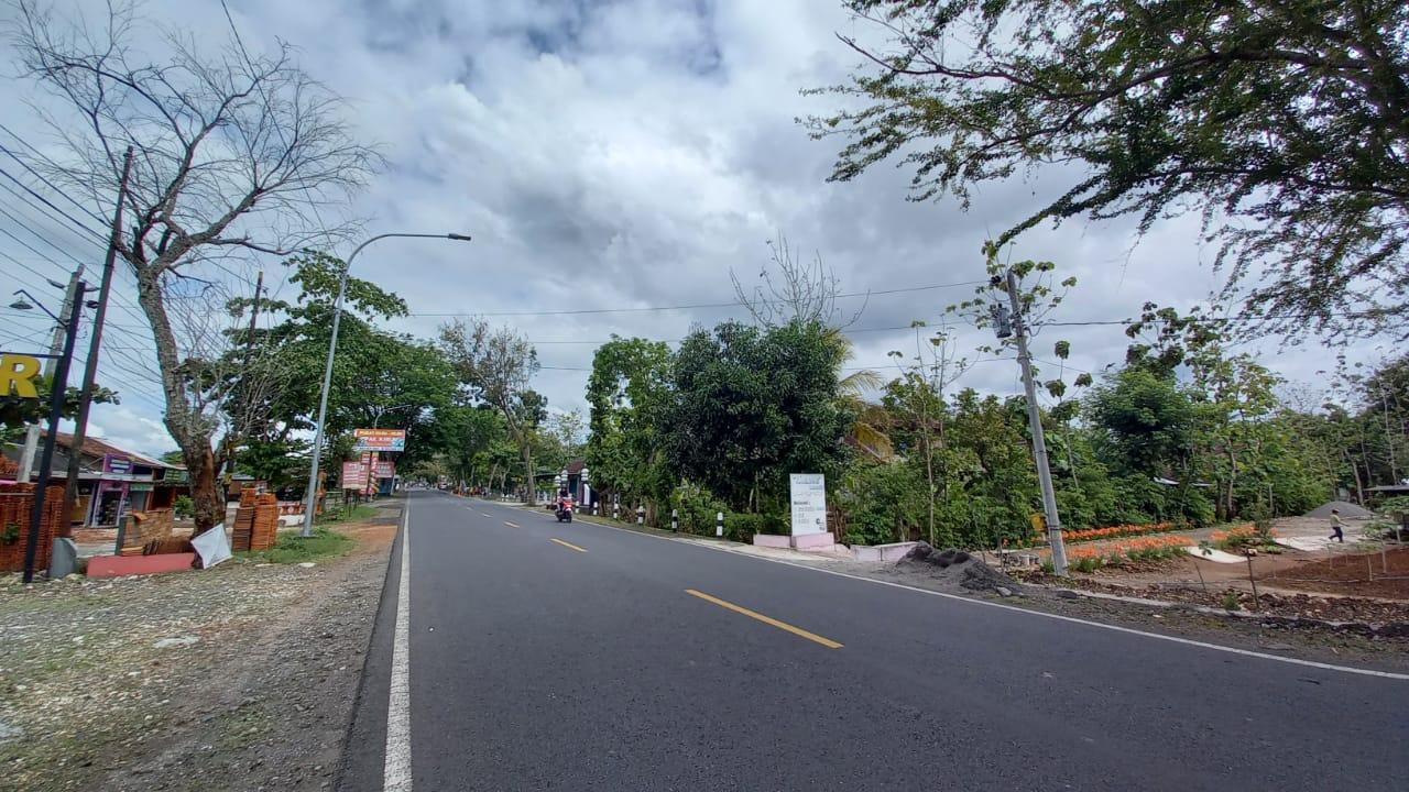 Diprediksi Terdampak Badai La Nina, Pemerintah Akan Tebang Pepohonan di Jalur Jogja-Wonosari 157