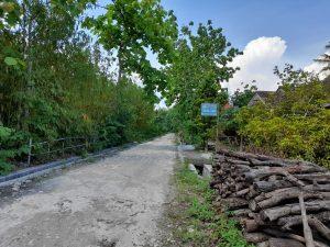 Penelusuran Polisi Terkait Kasus Penjualan Aspal Proyek Jalan Terganjal Lurah Meninggal Dunia 182