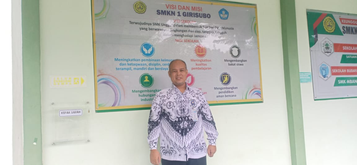 Inovasi SMKN 1 Girisubo saat BDR di Wilayah Blank Spot 157
