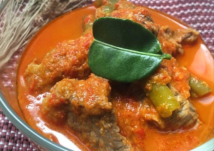 Resep Daging Sapi Asam Padeh Khas Padang 157