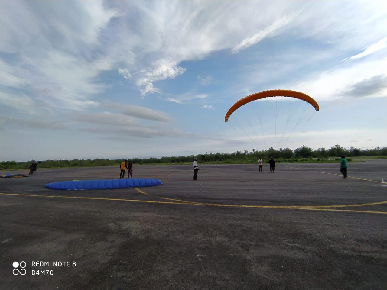 Belum Punya Atlet Paralayang, Dinas Pariwisata Berikan Pelatihan dan Cetak Atlet Profesional 157