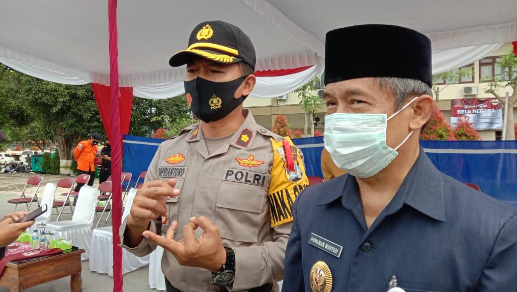 Tak Ada Pesta Kembang Api, Polisi Ancam Bubarkan Acara Bila Ada Kerumunan Massa 157