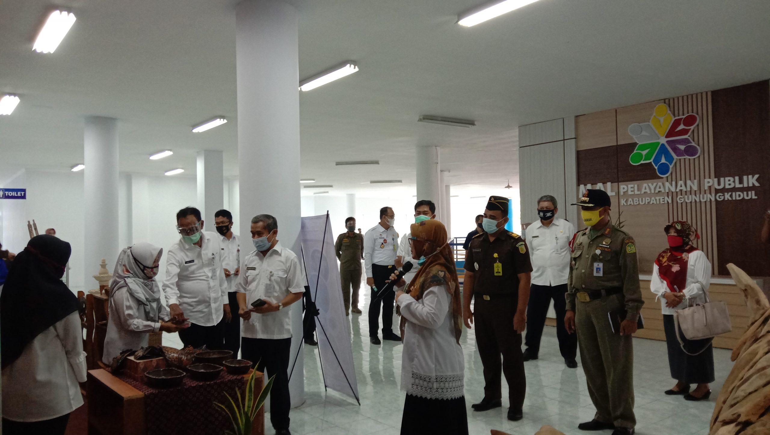 Mall Pelayanan Publik di Terminal Dhaksinarga Mulai Beroperasi 157