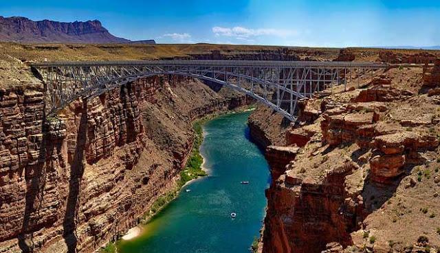 Lima Sungai Tertua di Dunia 157