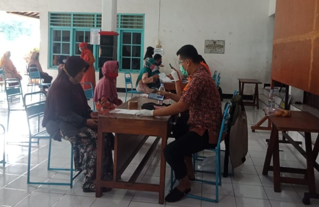 Gunakan Sistem Jemput Bola, Penyaluran BST bagi Puluhan Ribu Rumah Tangga Tak Ada Kendala 145