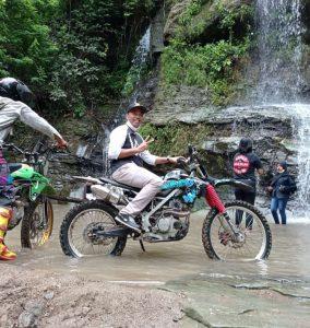 Pesona Air Terjun Ngelo, Lokasi Wisata Sisi Utara Gunungkidul yang Masih Alami 182