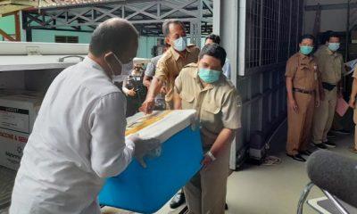 Ribuan Dosis Sinovac Telah Sampai ke Gunungkidul, Vaksinasi Covid 19 Tahap Pertama Segera Dimulai 52