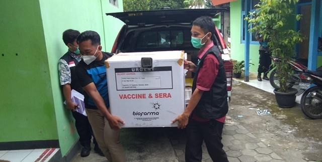 Dinas Kesehatan Gunungkidul Mulai Data Lansia Calon Penerima Vaksin Sinovac 157
