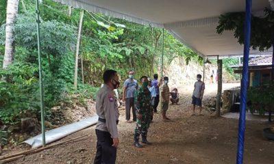 Tenda Telah Terpasang, Hajatan Warga Terpaksa Dibatalkan 61