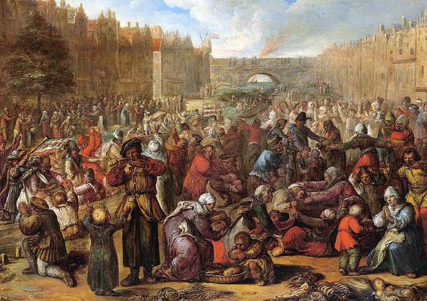 Lima Perang Terbesar dan Terlama Sepanjang Sejarah 157