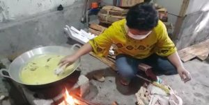 Mencicipi Sajian Opor Ayam Kampung Kulwer, Kuliner Tradisional Lezat di Tengah Kota Wonosari 182