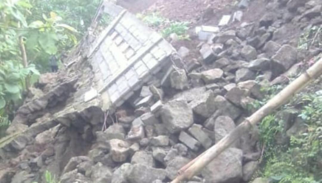 Dua Bencana Terjadi di Gedangsari dalam Sehari, Kerugian Mencapai Puluhan Juta 149