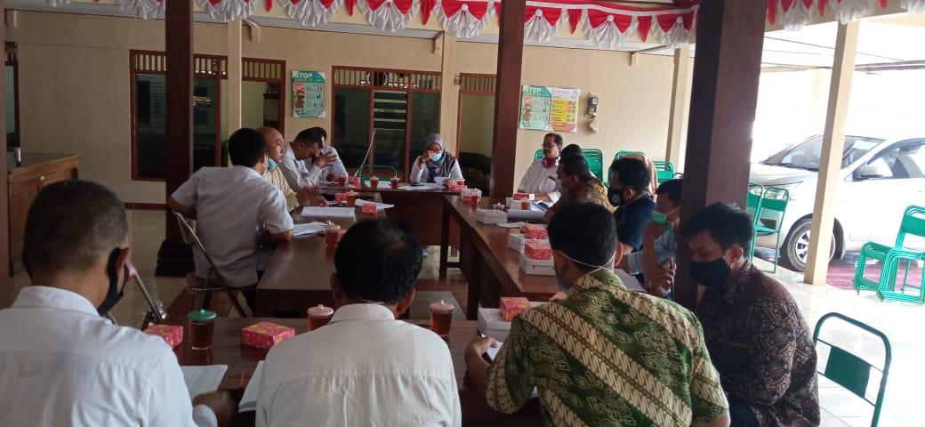 PSTKM Jogo Wargo, Kalurahan Manfaatkan Dana Desa dan Bentuk Posko 149