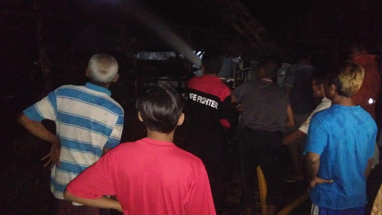 Titir, Kode Bahaya yang Selamatkan Tiga Ekor Kambing dari Kebakaran 157