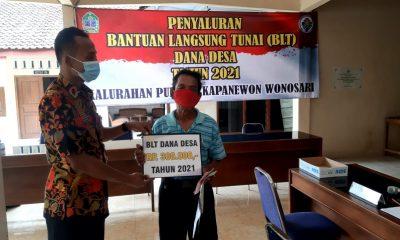 75% Dana Desa Disalurkan untuk Jaring Pengaman Sosial, 171 KK di Pulutan Terima Bantuan Setahun Kedepan 133