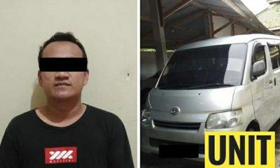 Pinjam Uang Puluhan Juta dan Gadaikan Mobil, Teman Durhaka Dibekuk Polisi 170