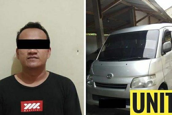 Pinjam Uang Puluhan Juta dan Gadaikan Mobil, Teman Durhaka Dibekuk Polisi 76