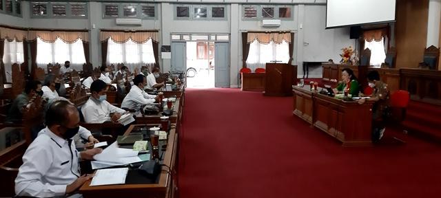 Rapat Dewan dan OPD Terkait Heha, Bahas Regulasi Hingga Penting Tidaknya Investor Masuk ke Gunungkidul 157