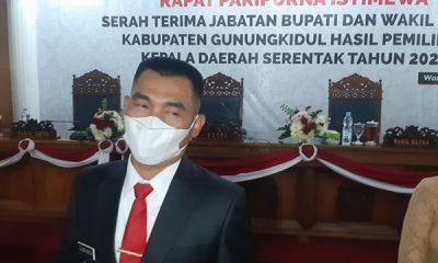 Bupati Sunaryanta Tegaskan Tak Akan Ambil Gaji Selama Menjabat 138
